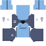Manchester City Kits (Special) 2015/2016 Dream League Soccer