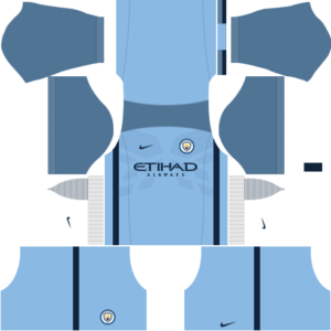 Manchester City Kits 2016/2017 Dream League Soccer