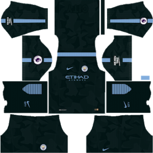 Manchester City Third Kit: