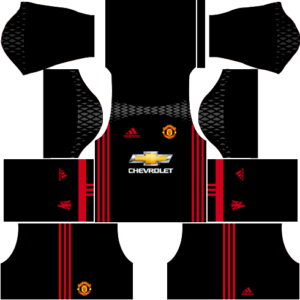 Manchester United Goalkeeper Home Kit