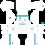 Real Madrid Kits 2017/2018 Dream League Soccer