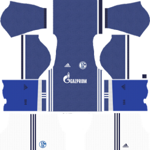 Schalke 04 Kits 2017/2018 Dream League Soccer