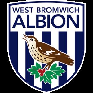 West Bromwich Albion FC Logo: