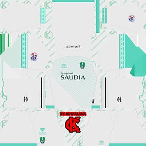 Al-Ahli Saudi FC ACL Home Kit