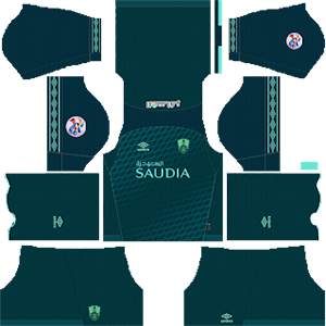 Al-Ahli Saudi FC ACL Third Kit