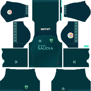 Al-Ahli Saudi FC Third Kit