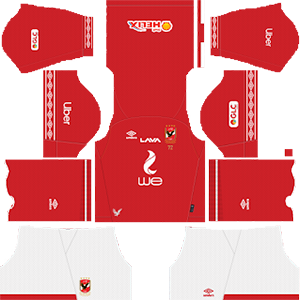 Al Ahly SC Kits 2019/2020 Dream League Soccer