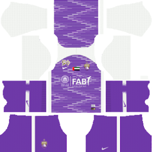 Al Ain FC Away Kit