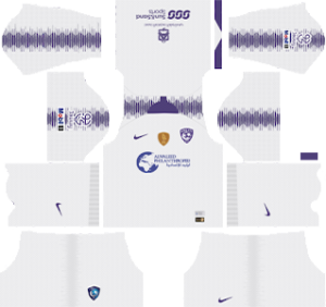 Al-Hilal FC Away Kit