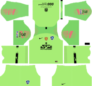 Al-Hilal FC Goalkeeper Away Kit