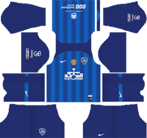 Al-Hilal FC Kits 2019/2020 Dream League Soccer