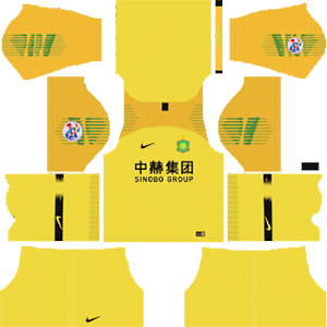 Beijing Sinobo Guoan FC ACL Goalkeeper Away Kit