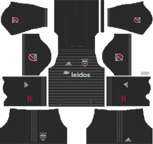 D.C. United Kits 2019/2020 Dream League Soccer