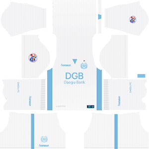 Daegu FC ACL Away Kit