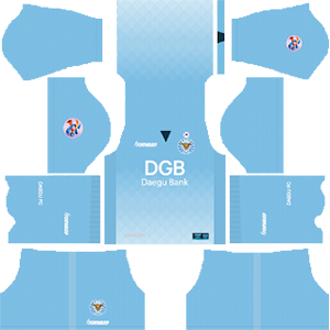 Daegu FC ACL Home Kit