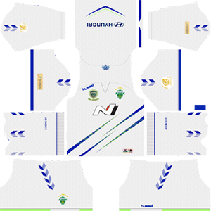 Jeonbuk Hyundai Motors FC Away Kit