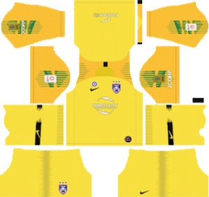 Johor Darul Takzim Goalkeeper Away Kit