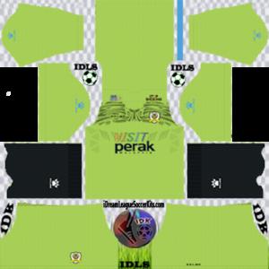 Perak Goalkeeper Third Kit