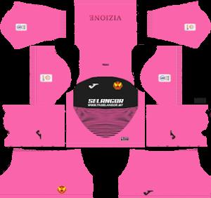 Selangor FA Goalkeeper Away Kit