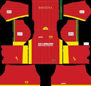 Selangor FA Kits 2019/2020 Dream League Soccer