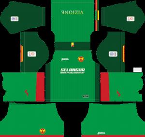 Selangor FA Third Kit