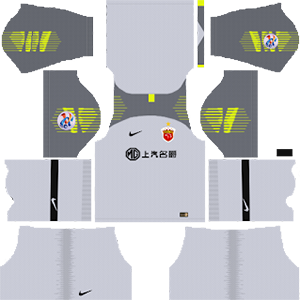 Shanghai SIPG FC ACL Goalkeeper Home Kit