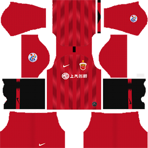 Shanghai SIPG FC ACL Home Kit