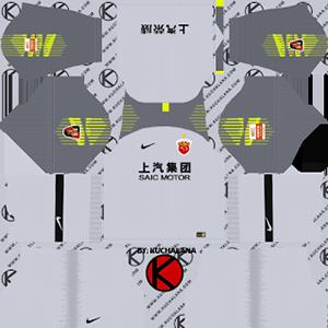 Shanghai SIPG F.C. Goalkeeper Home Kit