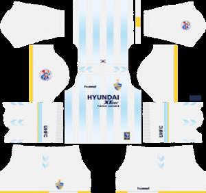 Ulsan Hyundai FC Away ACL Kit
