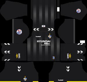 Ulsan Hyundai FC Goalkeeper Away ACL Kit