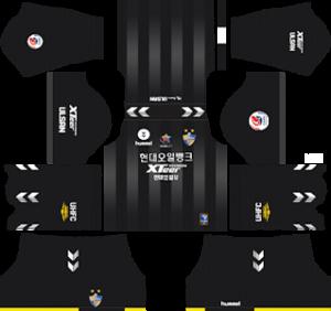 Ulsan Hyundai FC Goalkeeper Away Kit