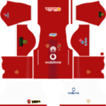 Al Ahly SC Kits 2017/2018 Dream League Soccer