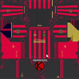 Atlanta United FC Kits 2019/2020 Dream League Soccer