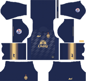 Buriram United ACL Home Kit