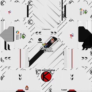 Gyeongnam FC ACL Away Kit