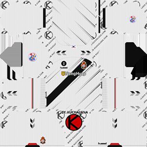 Gyeongnam FC Away Kit