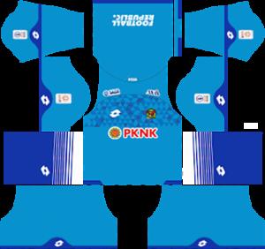 Kedah FA Goalkeeper Away Kit