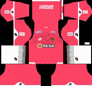 Kedah FA Goalkeeper Third Kit