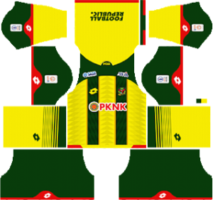 Kedah FA Kits 2019/2020 Dream League Soccer