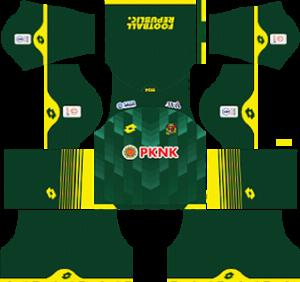 Kedah FA Third Kit
