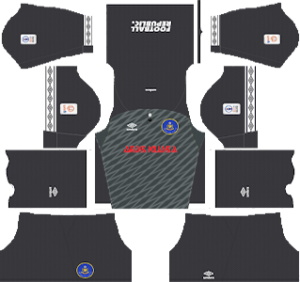 Pahang FA Fila Away Kit