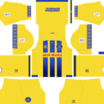 Pahang FA Fila Kits 2019/2020 Dream League Soccer