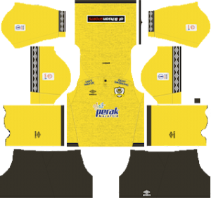Perak FA Kits 2019/2020 Dream League Soccer