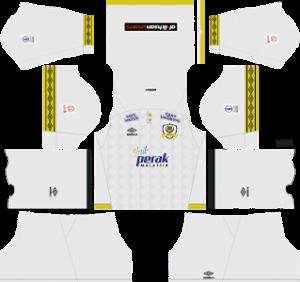 Perak FA Third Kit