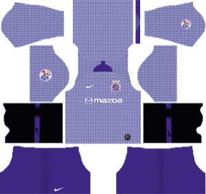 Sanfrecce Hiroshima ACL Home Kit