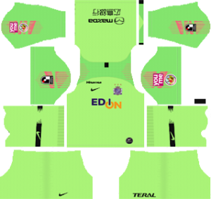 Sanfrecce Hiroshima Goalkeeper Home Kit