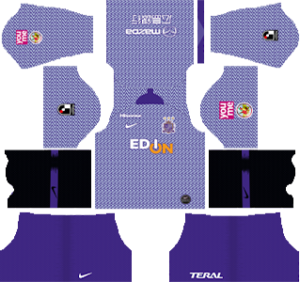 Sanfrecce Hiroshima Kits 2019/2020 Dream League Soccer