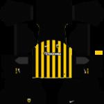 AEK FC Kits 2017/2018 Dream League Soccer