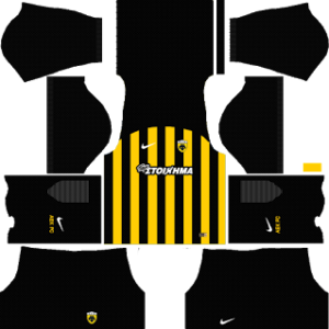 AEK FC Kits 2017/2018 Dream League Soccer
