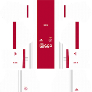 AFC Ajax Kits 2017/2018 Dream League Soccer